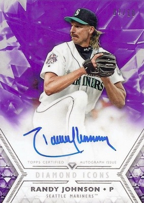 2018 Topps Diamond Icons Baseball Cards 3