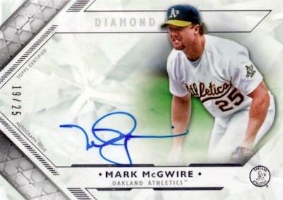 2018 Topps Diamond Icons Baseball Cards 25