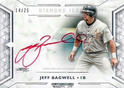 2018 Topps Diamond Icons Baseball Cards 26