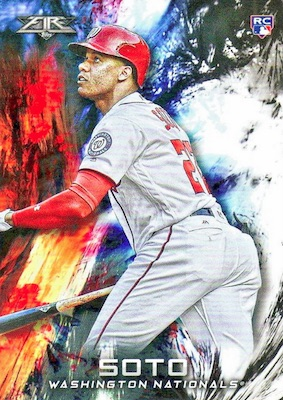 Juan Soto Rookie Cards Checklist and Top Prospect Cards 13