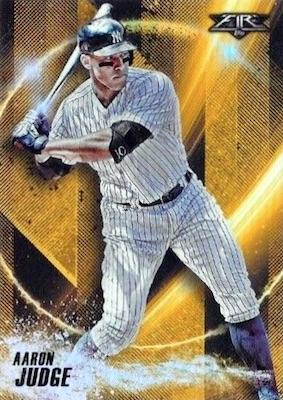 2018 Topps Fire Baseball Cards 32