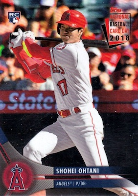 Shohei Ohtani Rookie Cards Checklist and Gallery 66
