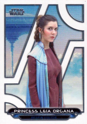 2018 Topps Star Wars Galactic Files Trading Cards 3