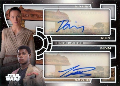 2018 Topps Star Wars Galactic Files Trading Cards 5