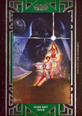 2018 Topps Star Wars Galactic Files Trading Cards 7