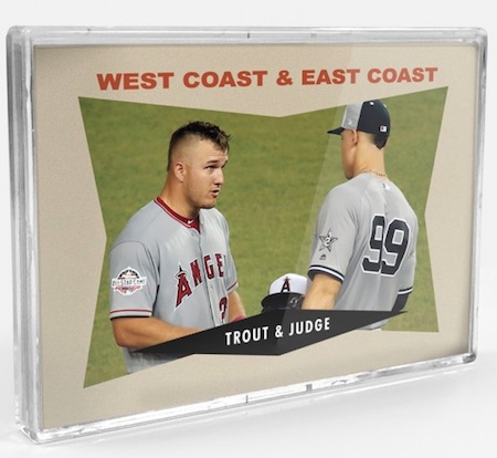 2018 Topps Throwback Thursday Baseball