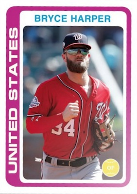 2018 Topps Throwback Thursday Baseball Cards 19