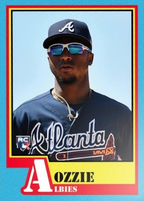 2018 Topps Throwback Thursday Baseball Cards 22