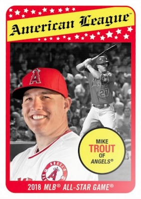2018 Topps Throwback Thursday Baseball Cards 23