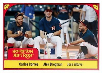 2018 Topps Throwback Thursday Baseball Cards 25