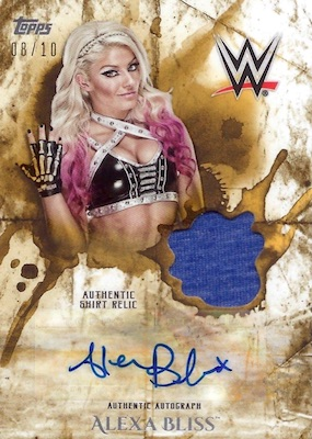 2018 Topps WWE Undisputed Wrestling Cards 6