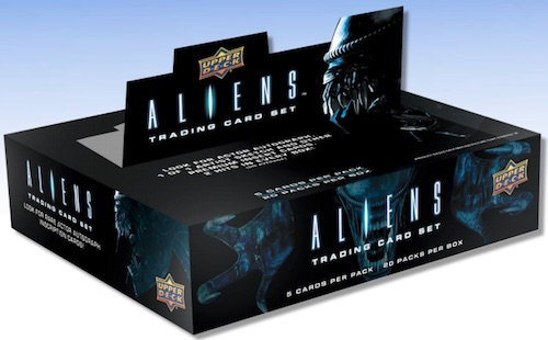 2018 Upper Deck Aliens Movie Trading Cards 1