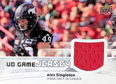 2018 Upper Deck CFL Football Cards 10