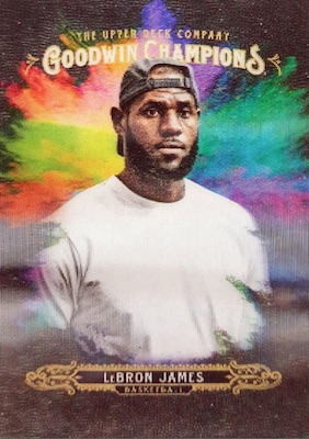 2018 Upper Deck Goodwin Champions Trading Cards 12