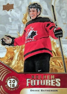 2018 Upper Deck Team Canada Juniors Hockey Cards 2