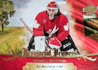 2018 Upper Deck Team Canada Juniors Hockey Cards 28