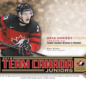 Verzamelkaarten, ruilkaarten 2018 Upper Deck Team Canada Juniors Exclusives #25 Alexis Lafreniere Hockey Card