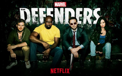 2018 Upper Deck The Defenders Trading Cards - Checklist Added 3