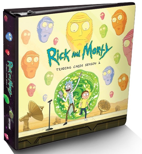 Cryptozoic Rick and Morty Season 2