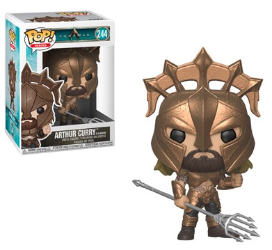 Funko Pop Aquaman Movie Vinyl Figures 3