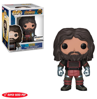 Ultimate Funko Pop Avengers Infinity War Figures Guide 36