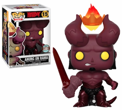 Funko Pop Hellboy Vinyl Figures 29