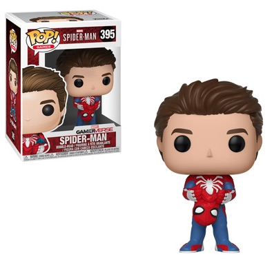 Funko Pop Marvel's Spider-Man Video Game Figures 3