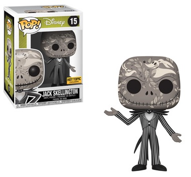 FUNKO POP DISNEY NIGHTMARE BEFORE X-MAS ZERO IN DOGHOUSE EXCLUSIVE MOVIE MOMENTS
