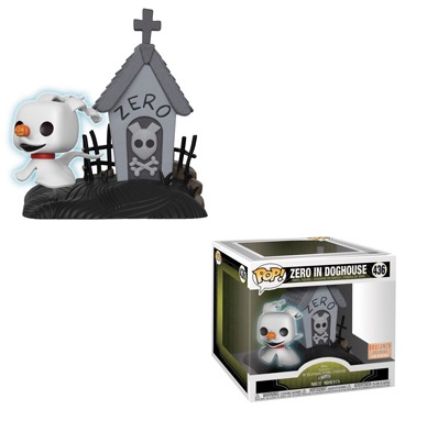 Ultimate Funko Pop Nightmare Before Christmas Figures Checklist and Gallery 42