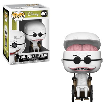 Ultimate Funko Pop Nightmare Before Christmas Figures Checklist and Gallery 47