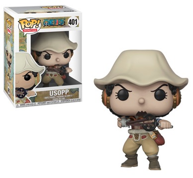 Funko Pop One Piece Vinyl Figures 34