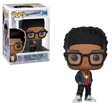 Funko Pop Runaways Vinyl Figures 21