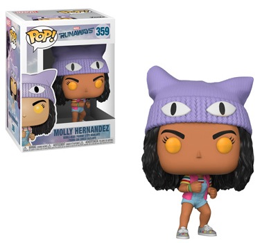 Funko Pop Runaways Vinyl Figures 24