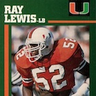 Ray in the HOF! Top Ray Lewis Cards