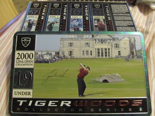 Tiger Woods Rookie Cards and Autographed Memorabilia Guide 49