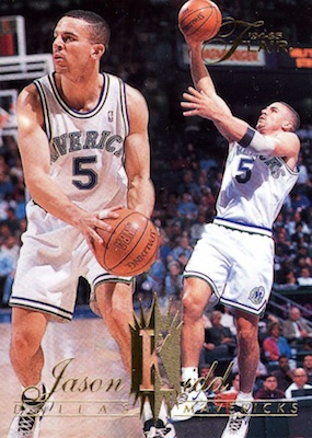 Jason Kidd Rookie Cards and Memorabilia Guide 1