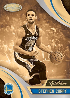 2018-19 Panini Certified Basketball Checklist, NBA Set Info, Boxes, Date