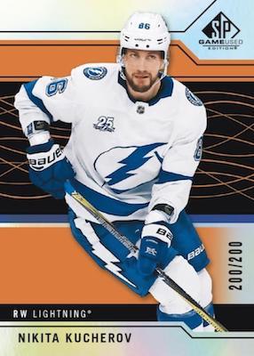 2018-19 SP Game Used Hockey