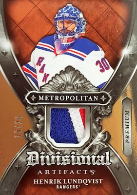 2018-19 Upper Deck Artifacts Hockey