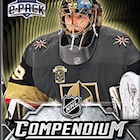 2018-19 Upper Deck Compendium Hockey Cards - Series 2 Checklist Added