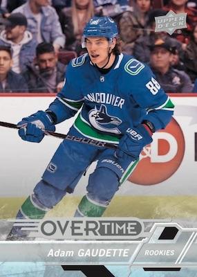 2018-19 Upper Deck Overtime Hockey
