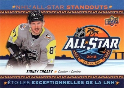 2018-19 Upper Deck Tim Hortons Hockey Cards 25