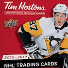 2018-19 Upper Deck Tim Hortons Hockey Cards