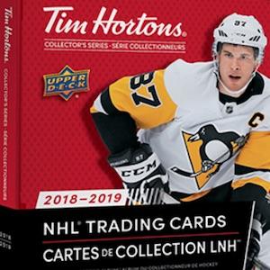 Tim horton hockey cards 2020