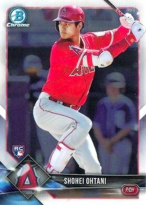 Shohei Ohtani Rookie Cards Checklist and Gallery 4