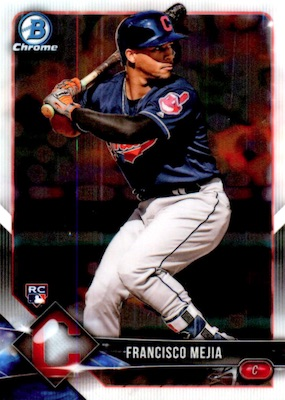 2018 Bowman Chrome Baseball Variations Guide 11
