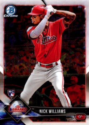 2018 Bowman Chrome Baseball Variations Guide 13