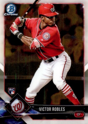 2018 Bowman Chrome Baseball Variations Guide 19