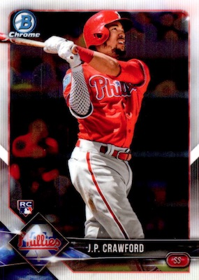 2018 Bowman Chrome Baseball Variations Guide 21
