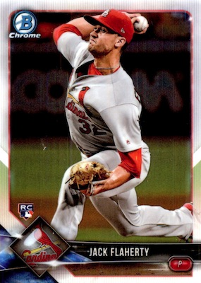 2018 Bowman Chrome Baseball Variations Guide 25